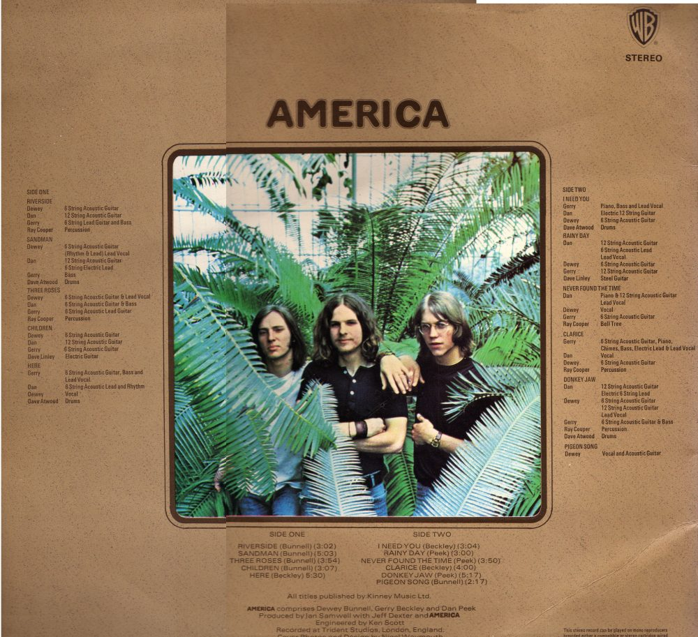 Album Photos: America